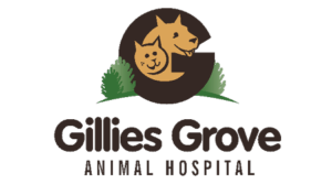 Logo of Gillies Grove Animal Hospital in Arnprior, Ontario