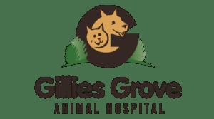 Logo of Gillies Grove Animal Hospital in Arnprior, Ontario